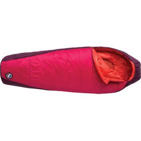 Big Agnes Sunbeam 30 Saco de Dormir Normal Mujer, rosa